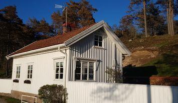 Villa Utsikten i Fjällbacka / Tanum / Bohuslän