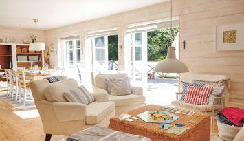 Stor & fint villa i Stockholms skärgård med bastu