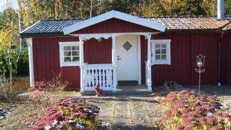 Året runt bostad 1 km från Karlsborgs centrum