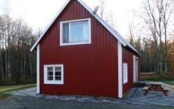 stuga på Sirkön i Åsnen