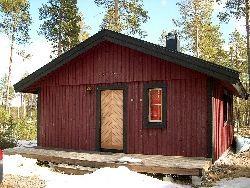 Fjällstuga i Idre, Norra Dalarna