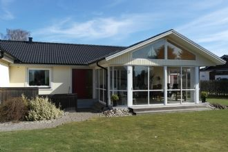 Well Equipt Holidayhome (6km to Mellbystrand) - 5 beds in Laholm, Mellbystrand - Hallands län