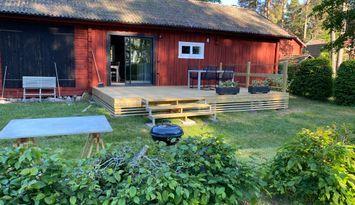 Sjöläge i hjärtat av Färnebofjärdens nationalpark