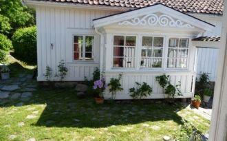 Idyll på Tjörn, nära Skärhamn (två hus)