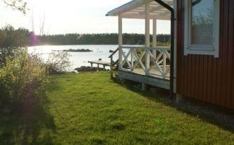 Stuga med strandtomt Hållnäs Kilskär Norra Uppland