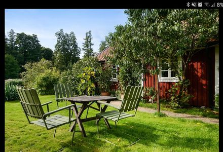 Situated by the riverside with fireplace and sauna - 2 + 2 bedden in Broby, Kristianstad, Osby, Hässleholm - Skåne län