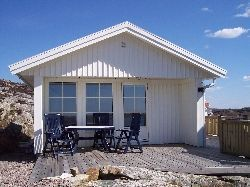 Cottage with sea view in Stockevik for rent