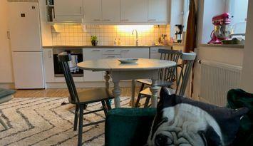1,5-rummare på Södermalm uthyres v.27-28 2021