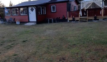 Fin stuga på östra Gotland