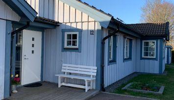 Villa på Västkusten, Falkenberg