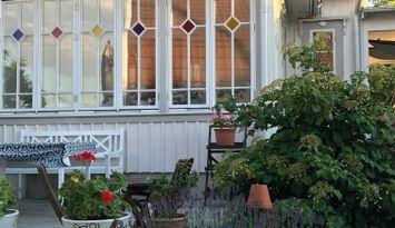 Mysig Skärgårdsstuga på ön Björkö nära Göteborg