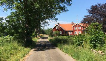 Lägenhet på landet, Smörby Hästveda