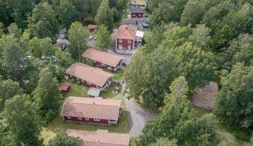 10 bädds stuga nära Läckö Slott
