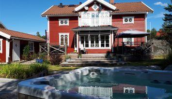 Villa Harmoni, Rindö