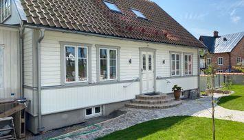 Villa Lundbo, en central semesterpärla i Båstad