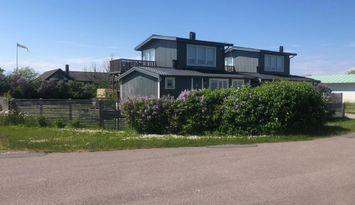Hus i Sandvik