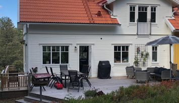 Modern house / villa on Resarö, Vaxholm