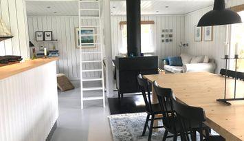 Sommarparadis i Fiskebäckskil, vid Gullmarsfjorden