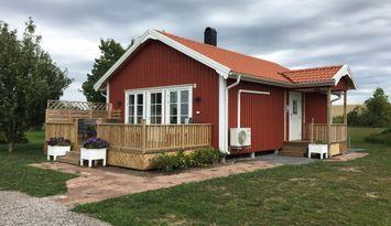 Stugan Ängshöken på södra Öland öppen hela året