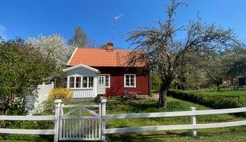 Stuga i Lillsjödal