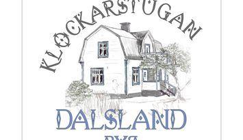 Mysigt villa på lantgård i Köpmannebro