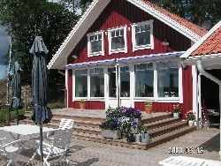 A house by the sea with a beautyful vew and nature - 9 + 3 beds in Ljungskile, Stenungsund, Uddevalla, Bohuslän, Västkusten, Göteborg - Västra Götalands län