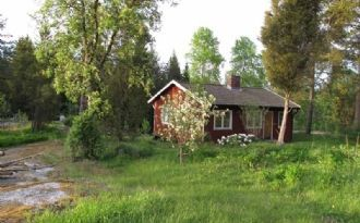Nice cottage in the countryside of Roslagen.