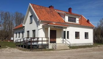 Lägenhet för 3 pers. 2 mil öster om Visby