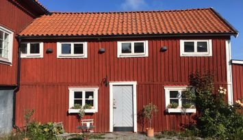 Hemtrevligt hus på Färingsö