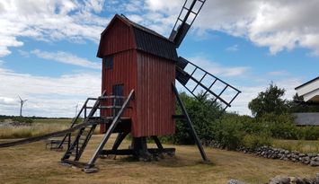 Mysig stuga Egby Köpingsvik