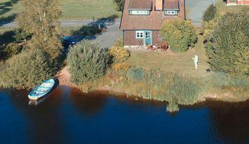 Haus mit Strandgrundstück in Småland