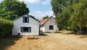 Sommarstuga på bästa läge i Falsterbo