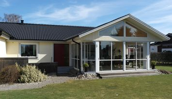 Well Equipt Holidayhome (6km to Mellbystrand)