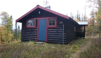 Cozy mountain cottage in Bydalen