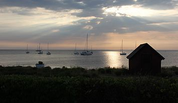 Cottage with sea view,  v34 -