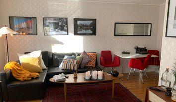 Lägenhet i Varberg 1km från Apelvikenstrand.