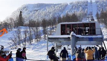 Ramundberget – Äkta Ski-in/Ski-out - Etagelägenhet
