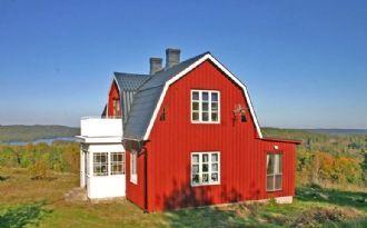 Topputrustat fiberanslutet hus i bedårande natur
