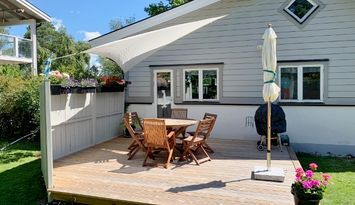 Gute cottage - affordable with 6 beds, Tofta Beach