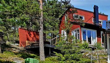 Sommarhus i skärgården