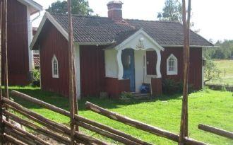 Mysig stuga i Järvsö