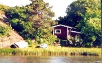Stuga vid havet i Bohuslän