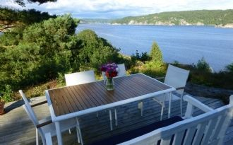 Summer Cottage to Rent in Bohuslän. Free Internet!