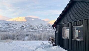 Fjällhus i Umfors/Hemavan