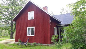 Mysig stuga i Långserud