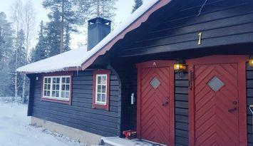 Ferienhaus mit Sauna und Kamin