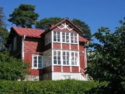 Outstanding living in the archipelago of Stockholm