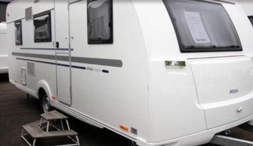 Husvagn/förtält uthyres i Vilshärad Bengts Camping