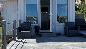 Boende med 2 bäddar i Grundsund, Skaftö