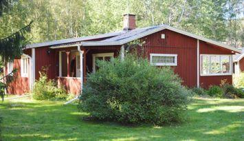 Enkärret Ingarö, Green and peaceful area.